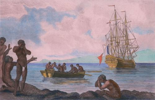 A escravidão na África já era praticada desde a Antiguidade remota.