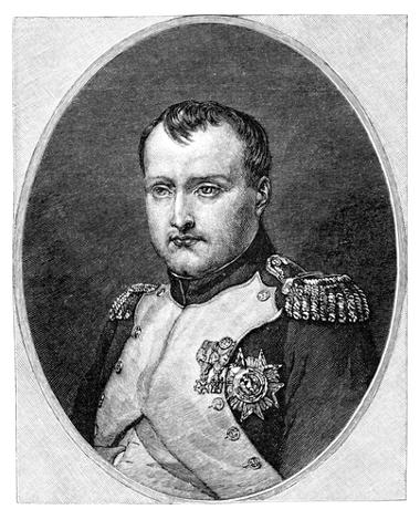 Napoleão passou de jovem general a Imperador da França, instituindo uma dinastia familiar