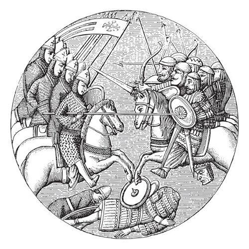 Batalha de Ascalon, em 1099, durante a Primeira Cruzada