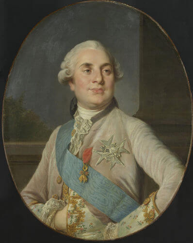 No final do século XVIII, a França era governada pelo rei Luís XVI.