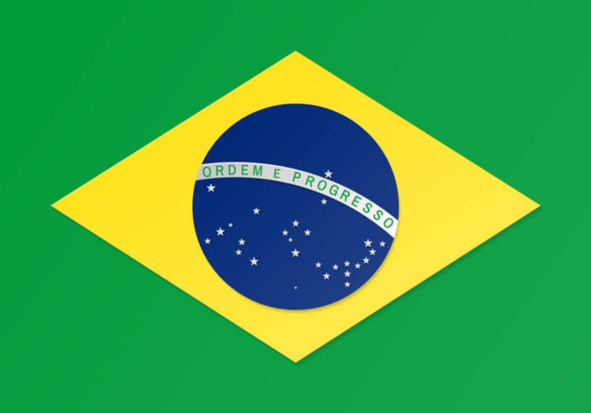 """""""Ordem e Progresso"""", o lema estampado na bandeira brasileira tem inspiração positivista."""