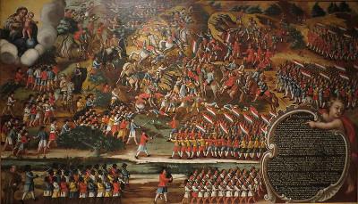 A Batalha dos Guararapes foi um dos momentos decisivos da Insurreição Pernambucana