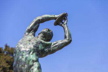 A cidade grega de Olímpia foi a primeira sede dos jogos que, na modernidade, abrangeriam o mundo todo