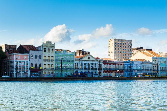 A cidade de Recife foi palco da Revolução Pernambucana, iniciada em 6 de março de 1817