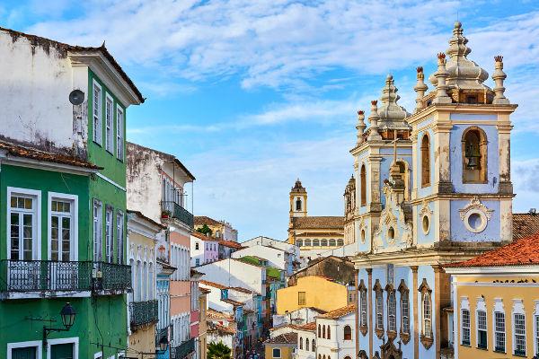 A cidade de Salvador foi criada por decisão do governador-geral Tomé de Sousa em 1549