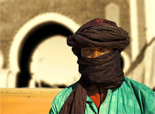 A civilização árabe esteve marcada pelo processo de expansão da religião islâmica