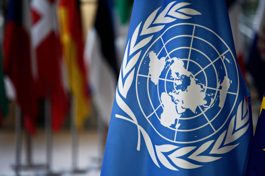 A Declaração Universal dos Direitos Humanos foi elaborada por um comitê da Organização das Nações Unidas (ONU) entre 1946 e 1948.*