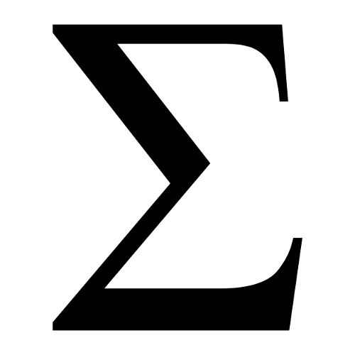 A letra grega