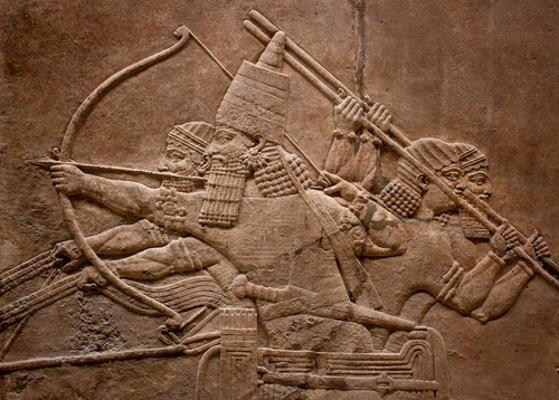 A máquina de guerra assíria foi uma das mais eficientes da Antiguidade