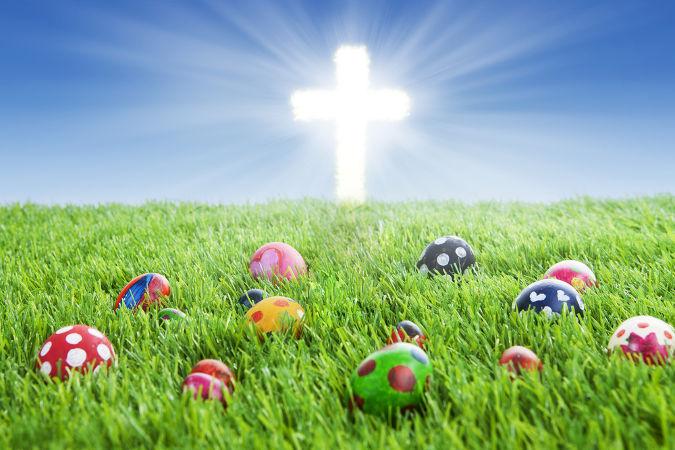 A Páscoa é uma festa que agrega elementos de origem cristã, judaica e pagã