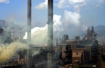 A Revolução Industrial transformou radicalmente a paisagem urbana