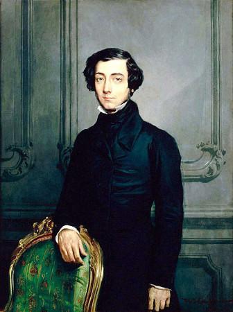 Alexis de Tocqueville foi um dos maiores historiadores e políticos franceses do século XIX
