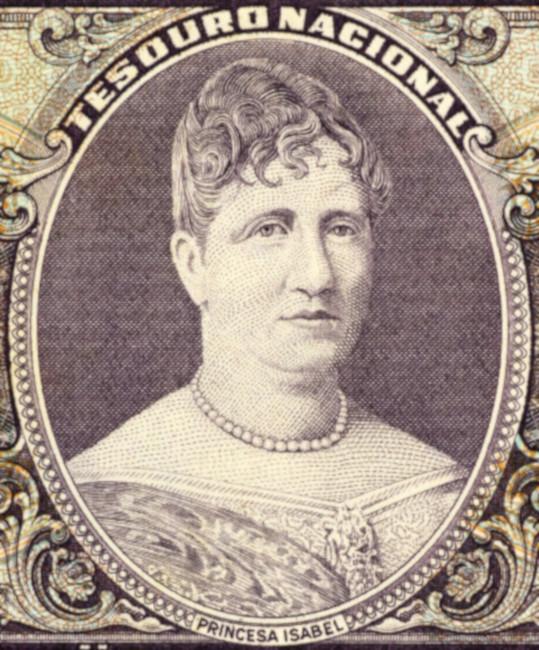 Apesar de ter tido uma excelente educação, os historiadores afirmam que a princesa Isabel preferia dedicar-se aos assuntos domésticos à política.*