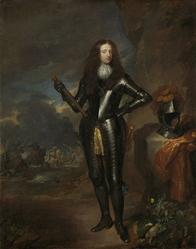 Após se aliar ao Parlamento inglês, Guilherme de Orange levou tropas para a Inglaterra e forçou Jaime II a fugir do país em 1688.
