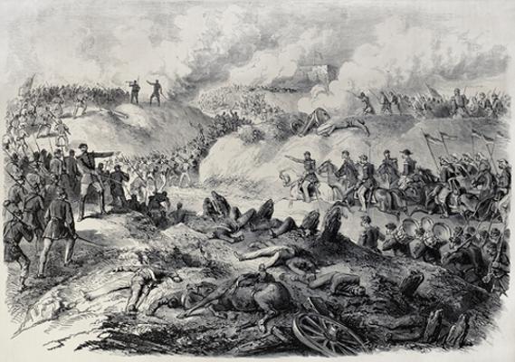 Batalha na Guerra do Paraguai