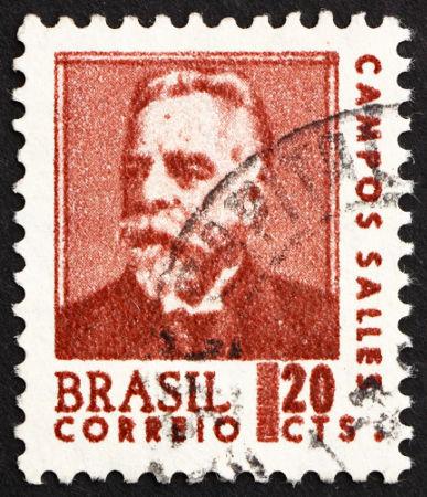 Campos Sales (1902-1906), presidente que criou a política dos governadores e fortaleceu o coronelismo no Brasil *