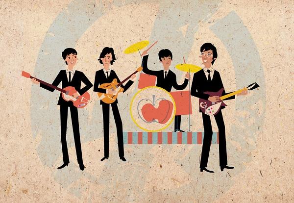 """Com """"Sgt. Peppers"""", os Beatles promoveram uma renovação espantosa no cenário artístico da época"""