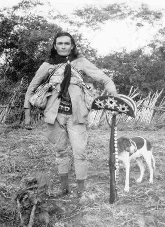 Corisco foi um dos cangaceiros mais famosos entre os que atuaram durante a Era Vargas