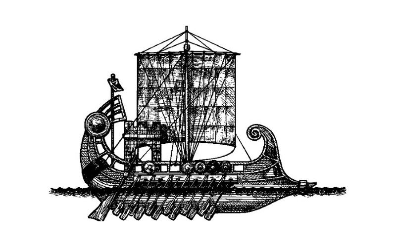 Durante um tempo acreditou-se que os fenícios haviam cruzado o Oceano e deixado traços de sua civilização no Nordeste brasileiro.¹