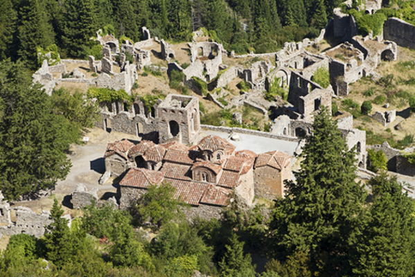 Esparta desenvolveu-se na região da Lacônia, Grécia, daí vem a expressão laconismo