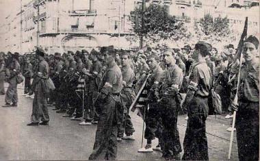 Forças republicanas na Guerra Civil Espanhola*