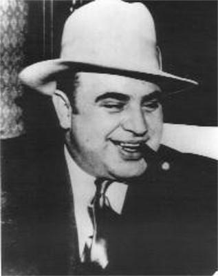 Fotografia de Al Capone
