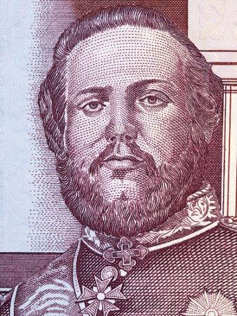 Francisco Solano López foi o ditador que conduziu o Paraguai à guerra.