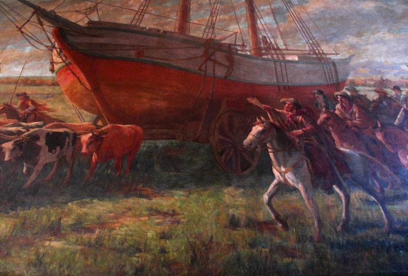 Giuseppe Garibaldi, um dos ícones da Unificação Italiana, também se tornou célebre por lutar no Brasil apoiando a revolta farroupilha
