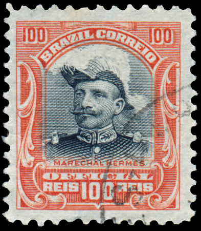 Hermes da Fonseca (1910-1914) era o presidente brasileiro quando se iniciou a Revolta da Chibata *