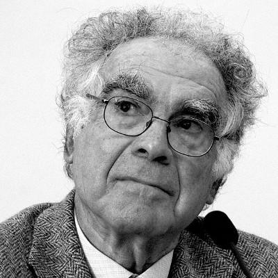 "Historiador italiano Carlo Ginzburg, autor do ensaio ""Sinais: raízes de um paradigma indiciário"" *"