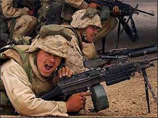 Invasão no Iraque: Luta pela paz ou início de um novo problema?