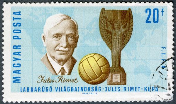 Jules Rimet organizou a primeira Copa do Mundo de futebol