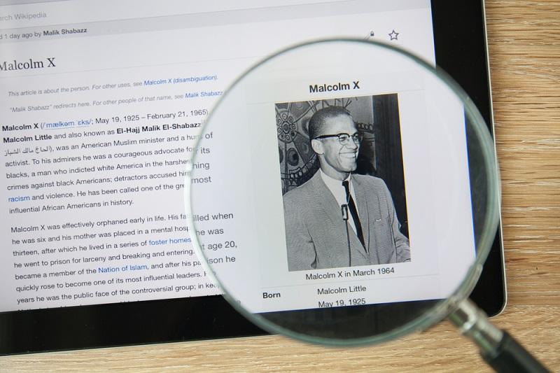 Malcolm X atuou ativamente pelo Nação do Islã entre os anos de 1952 e 1964*
