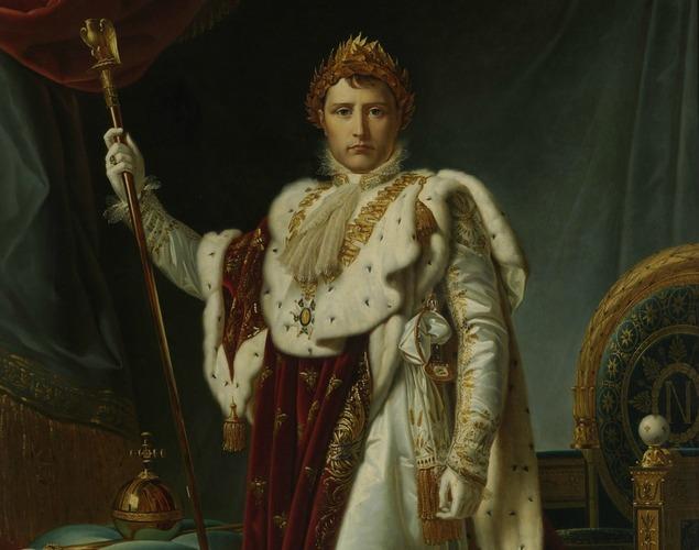 Napoleão foi amante de muitas mulheres ao longo de sua vida.