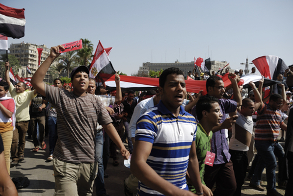 No Egito, boa parte do povo não aprova a ideologia radical da Irmandade Muçulmana*