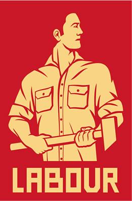 No século XIX, os operários ingleses lutaram por uma melhor qualidade de vida