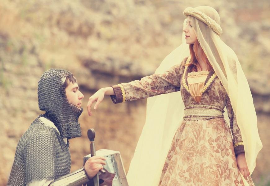 O amor cortês foi uma das principais práticas sociais da Idade Média
