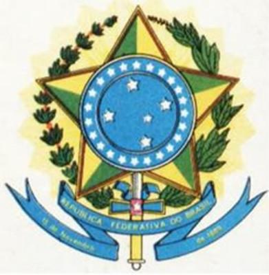O Brasão da República Brasileira