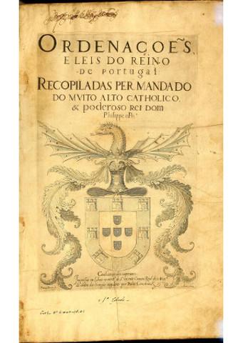 O código penal derivado do Livro V das Ordenações Filipinas regia as punições para crimes no Brasil Colonial