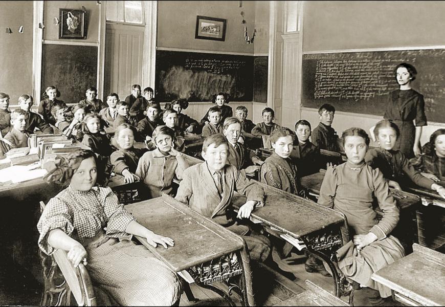 O ensino variou de acordo com as práticas culturais e figurações socioeconômicas de uma época
