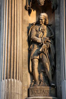 """O filósofo francês Voltaire foi o criador da expressão """"Filosofia da História"""""""