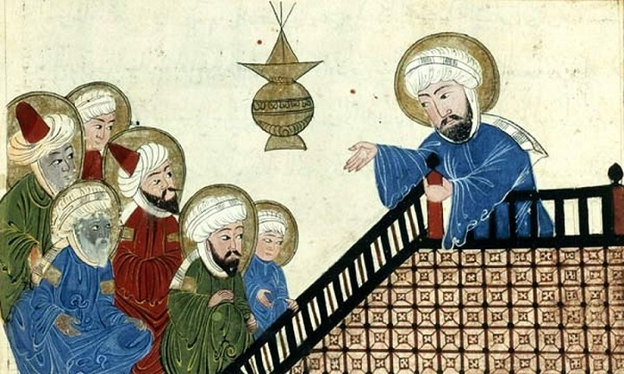 O fundador do islamismo, Maomé, pertencia à tribo árabe dos coraixitas