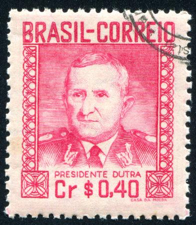 O general Eurico Gaspar Dutra foi o primeiro presidente do Brasil no período da Quarta República*
