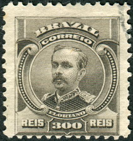 O Marechal Floriano Peixoto foi um dos presidentes brasileiros durante o período da República da Espada*