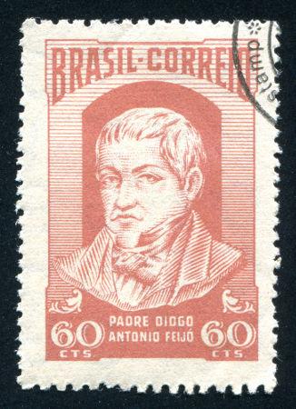 O Padre Feijó foi uma das personalidades mais importantes da política brasileira durante o Período Regencial*