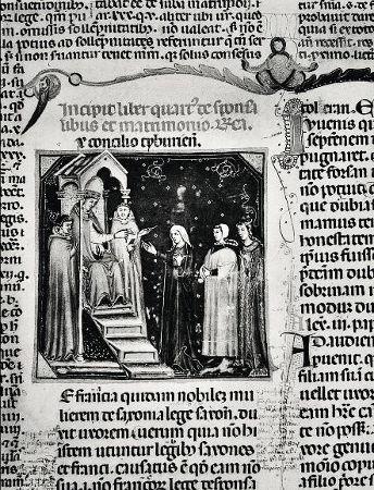 O Papa Gregório IX foi o responsável pela institucionalização da Inquisição na Idade Média