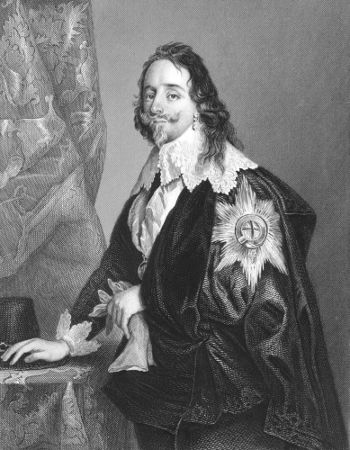 O rei inglês Carlos I foi decapitado em 30 de janeiro de 1649 por revolucionários puritanos