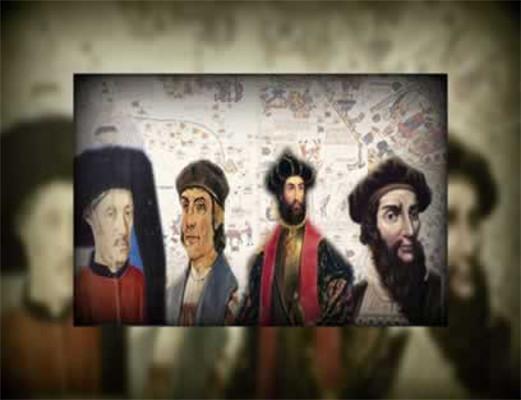 Os pioneiros navegadores portugueses: D. Henrique, Bartolomeu Dias, Vasco da Gama e Pedro Álvares Cabral