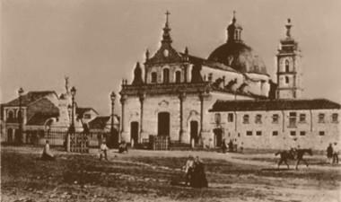 Praça da Piedade, onde foram executados os líderes da Conjuração Baiana *