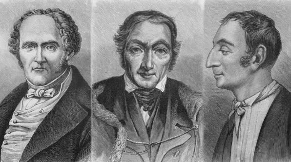 Socialistas utópicos: Robert Owen, Charles Fourier e Saint-Simon